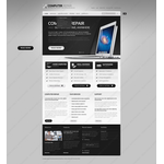 Facebook HTML CMS Recovery Design #42410