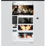 Drupal Webmaster Design #41428