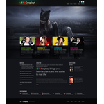 Joomla Cos-play Design #46642