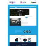 Shopify Ghostdrone Design #85247