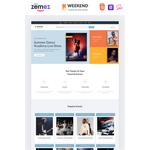 Website Singer Design #86057