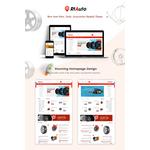 Shopify RTL Design #86160