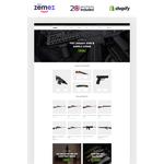 Shopify Milirary Design #87325