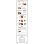 PSD Desserts Design #93235