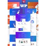 WordPress SOCIALMEDIA Design #96980