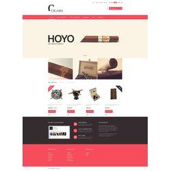 PrestaShop Cigarette Design #51373
