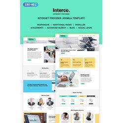 Joomla Agency Design #71167