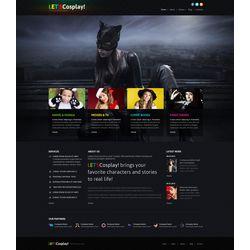 Joomla Cos-play Design #46642