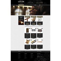 PrestaShop Cigarette Design #51993