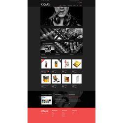 PrestaShop Cigarette Design #52341