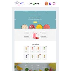 Website Florist Design #94207