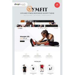 Shopify Gymwear Design #99209
