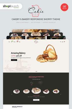 Shopify Freshfood Design #98743