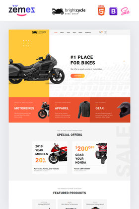 Website Moto Design #90261